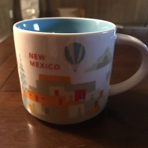 New Mexico Starbucks mug